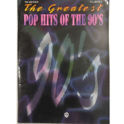 The Greatest Pop Hits of the 90's - ( Os maiores hits pop dos anos 90 ) método para Clarinete IF9502
