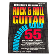 The Guitar Sourcebook Of Rock & Roll - Guitar/Tab/Vocal - GF9519