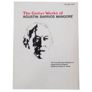 The Guitar Works of Agustín Barrios Mangoré, Vol 4 - EL03163