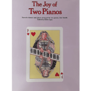 The Joy of Two Pianos - YK21459