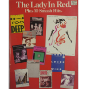 The Lady In Red. Plus 10 Smash Hits. Piano / Vocal / Guitar AM65590