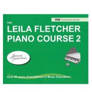 The Leila Fletcher Piano Course 2 - ( Com Edição Em Inglês ) - LF002