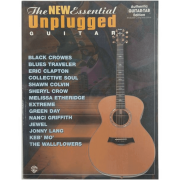 The New Essential Unplugged Guitar: Authentic Guitar TAB Edition Includes Complete  GF9511ASolos