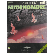 The Real Thing - Faith No More - With Tablature - Frank Ferrara / Wolf Marshall - Guitar/Vocal 02507