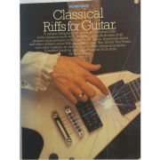 The Riff Series Classical Riffs for Guitar - AM71291