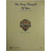 The Very Thought Of You - Words and Music by Ray Noble - VS0411