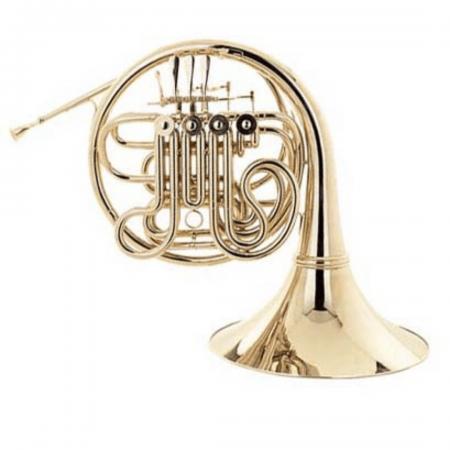 Trompa Dupla Afinação Fá/Sib Conductor M3114 Campana Rosqueável