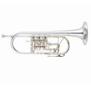 Trompete de Rotor em Dó Custom Yamaha YTR948FFMS