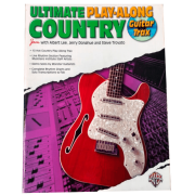 Ultimate Play Along Country Guitar Trax With Albert Lee, Jerry Donahue and Steve Trovato CPM0003