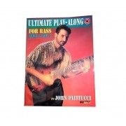 Ultimate Play-Along For Bass Level 1 - Vol.2 By John Pattucci MMBK0064CD