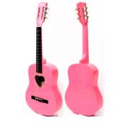 Violão Austin Kauthon Juvenil 1/2 Nylon Rosa Pink - 941SPK