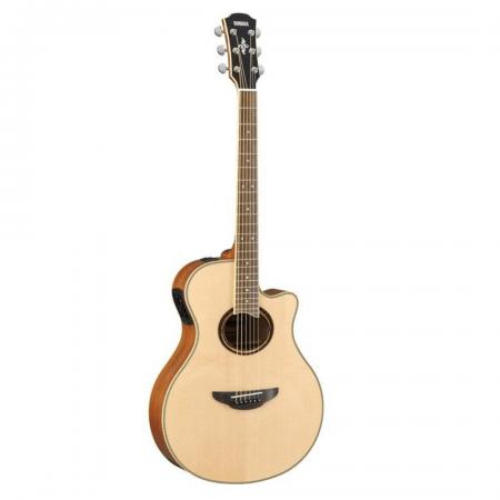 Violão Elétrico Aço Yamaha APX700 II NT