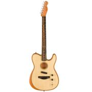 Violão Fender Acoustasonic Telecaster Com Bag 097-2013-221 - Natural