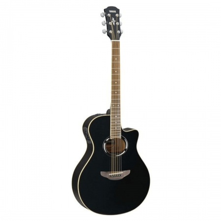 Violão Yamaha APX500 BL Eletroacústico Aço