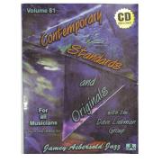 Volume 81 Contemporary Standards & Originals With The Dave Liebman Group - Jamey Aebersold - V81DS