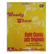 Volume 9 Woody Shaw - Eight Classic Jazz Originals - Jamey Aebersold C/CD - V09DS