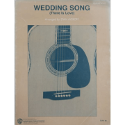 Wedding Song (There Is Love) - Arranged by STAN AYEROFF Guitar Solo - GS0022