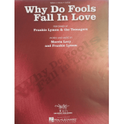 Why Do Fools Fall In Love Performed by Frankie Lymon & the Teenagers Piano/Vocal/Guitar HL00352364