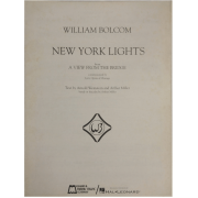 William Bolcom - New York Lights - From A View From The Bridge HL00352362