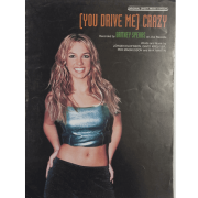 You Drive Me Crazy Recorded by Britney Spears on Jive Records PV99125