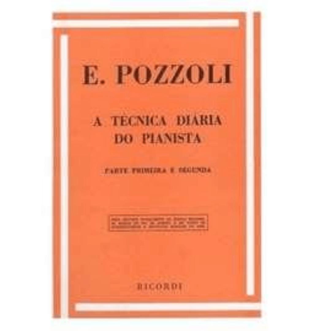 A Técnica Diária do Pianista | Parte I e II | Pozzoli |