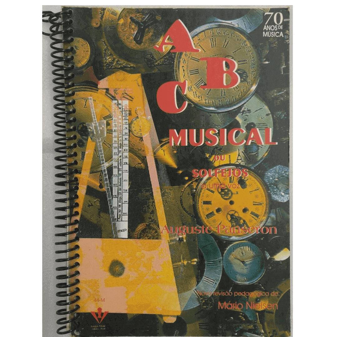 ABC Musical ou Solfejos a uma Voz - Auguste Panseron - 44M