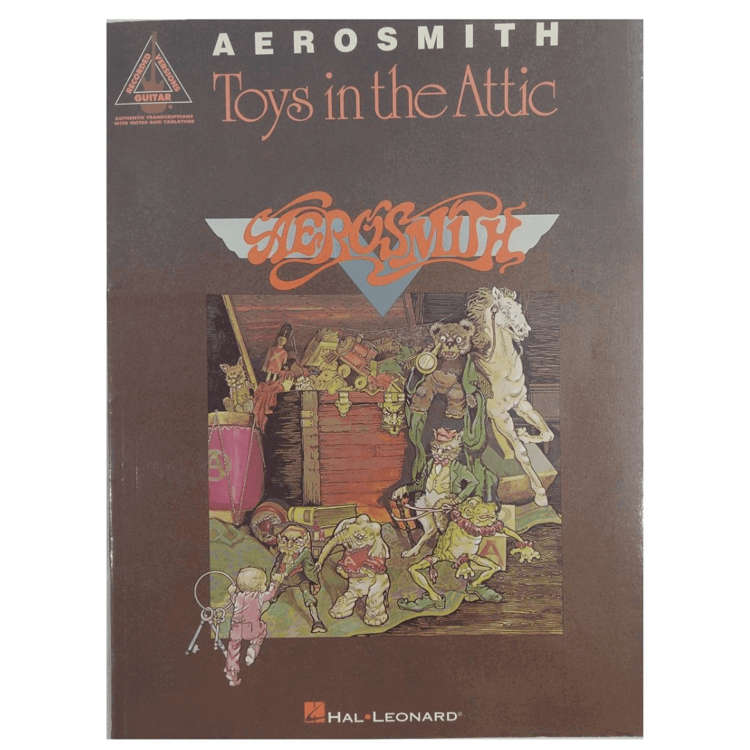 Aerosmith Toys in the Attic - Recorded Versions Guitar HL00690146