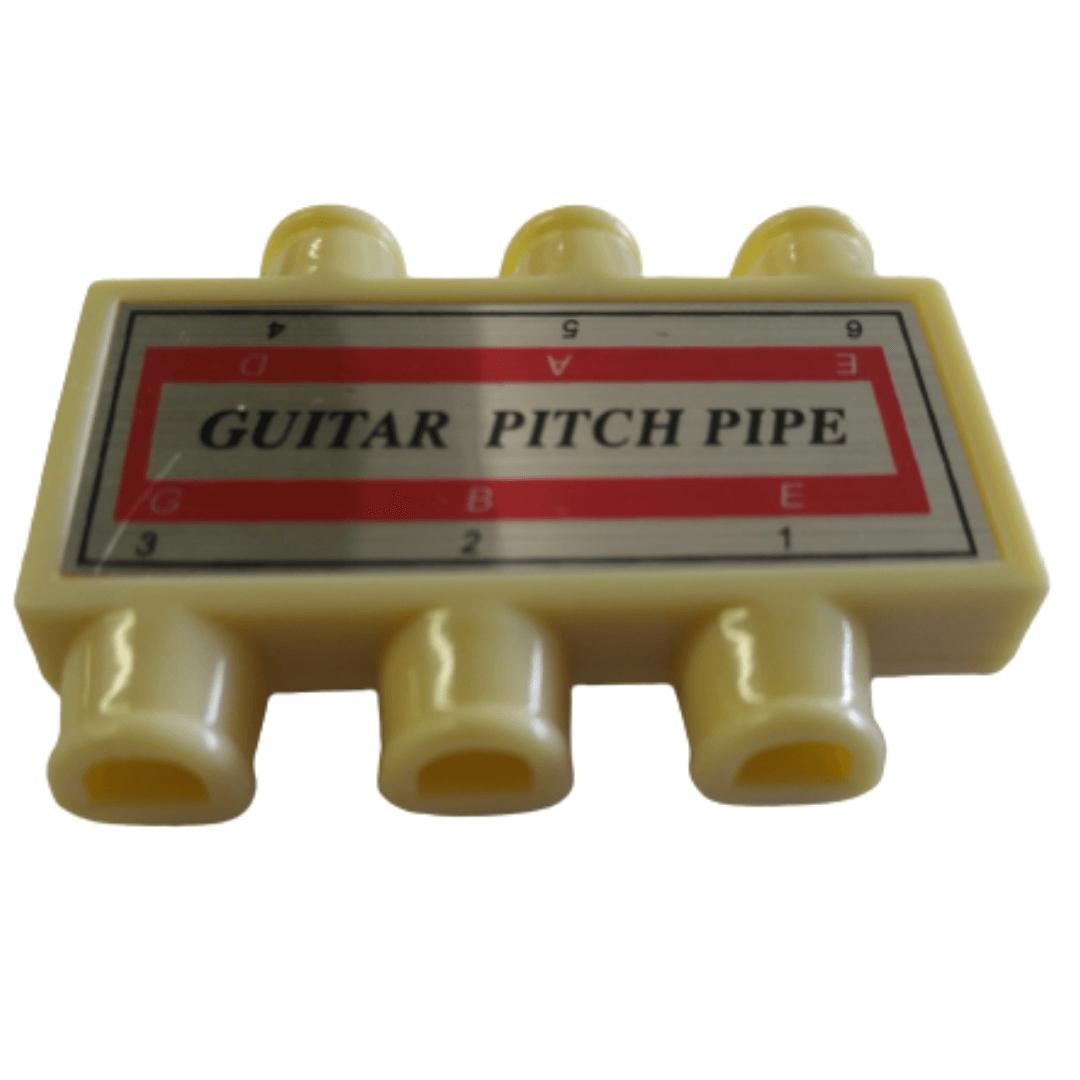 Afinador Diapasão De Sopro Para Violão Guitar Pitch Pipe