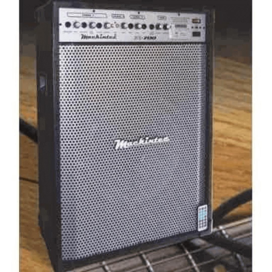 Amplificador Caixa Amplificada - MACKINTEC X700 USB SD