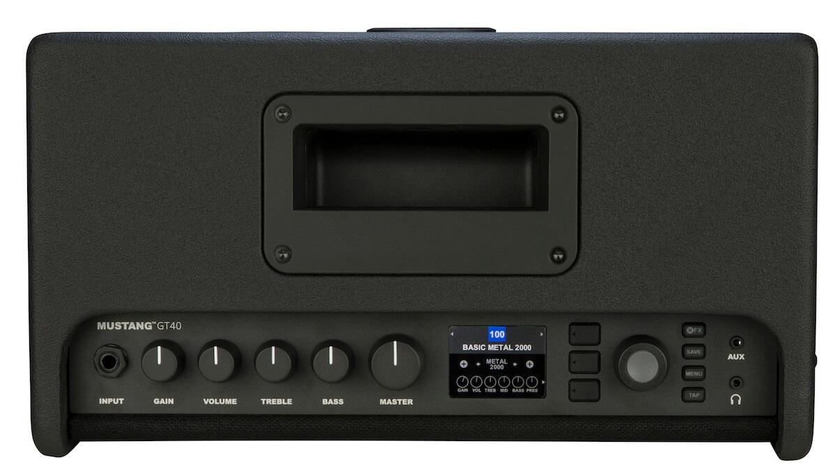 Amplificador Combo Fender 40 Watts 231 0100 000 - Mustang GT 40