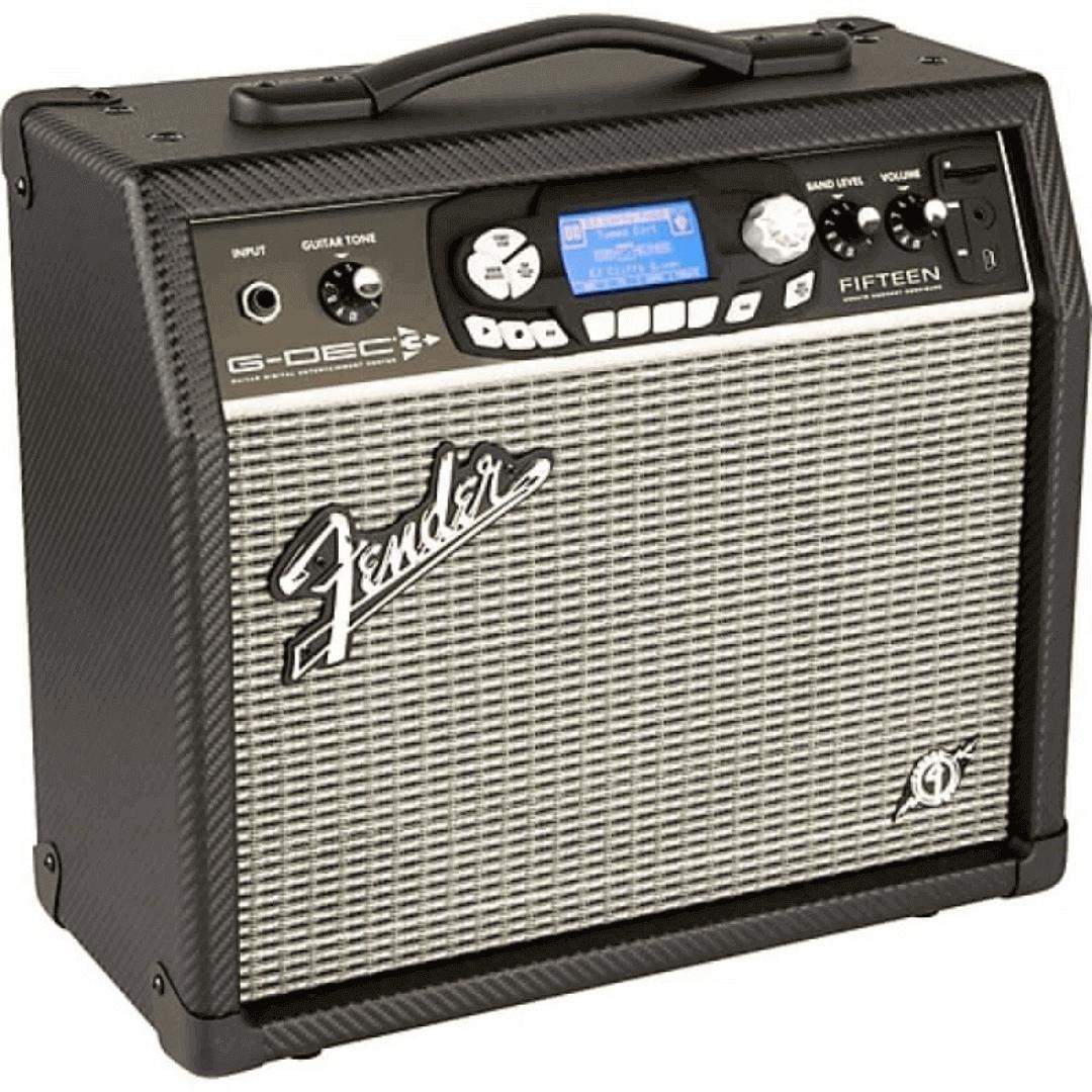 Amplificador Fender GDEC3 Para Guitarra
