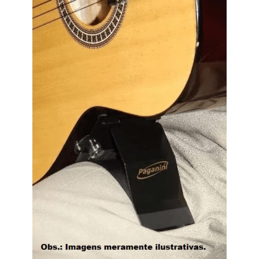Apoio de Perna Para Violão Paganini PAP060