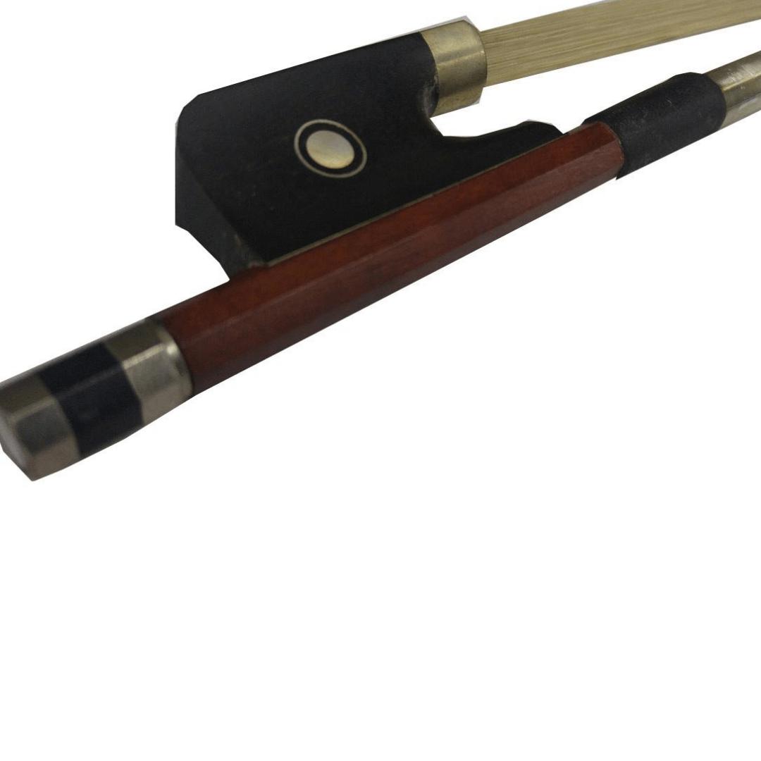 Arco Octagonal Para Violoncelo 4/4 Com Crina Animal ( Cello ) Mavis MCB34A
