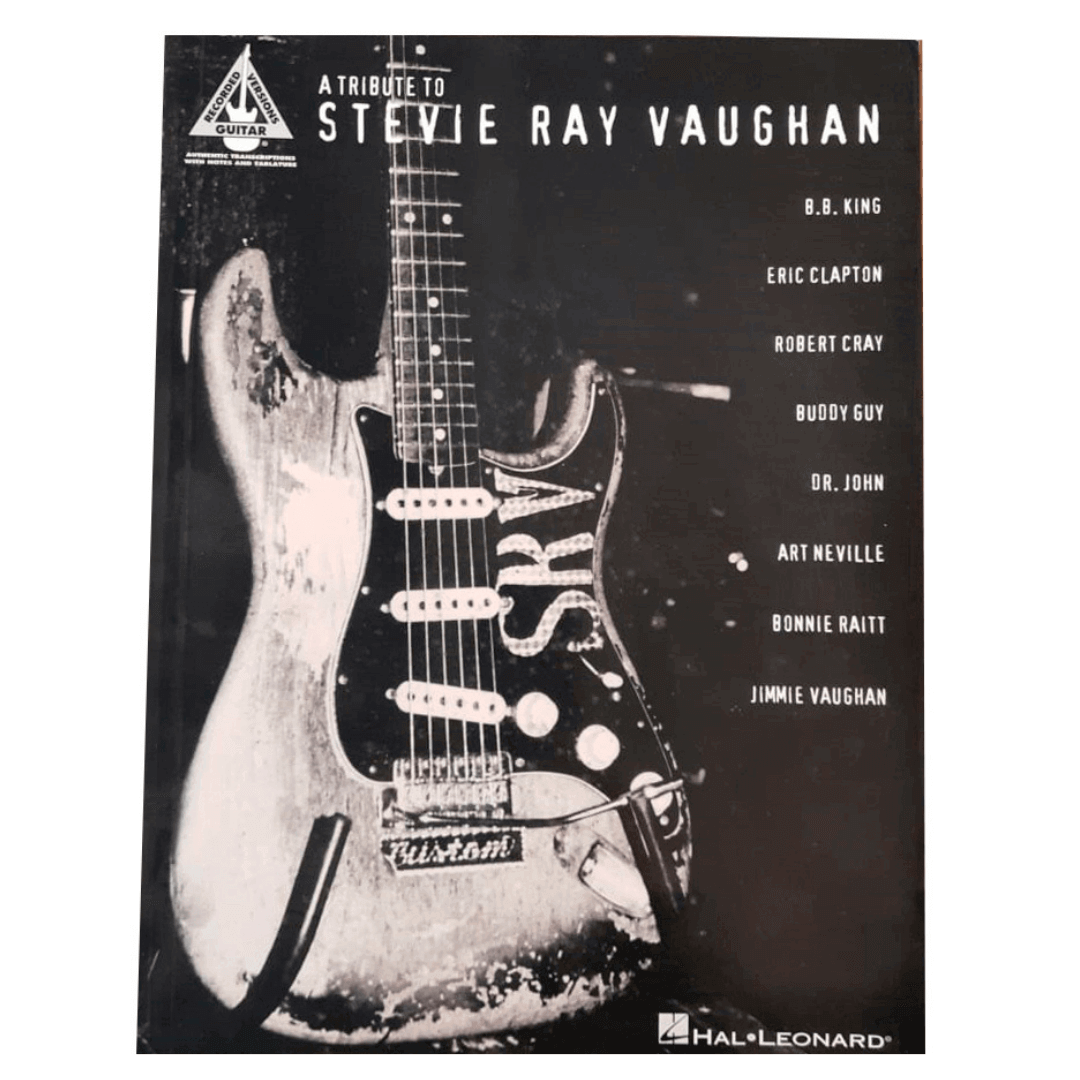 Atribute To Stevie Ray Vaughan - Guitar Recorded Versions - HL00690183
