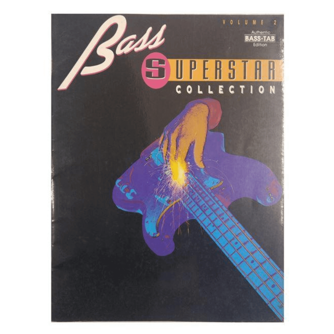 Bass Superstar Collection Volume 2