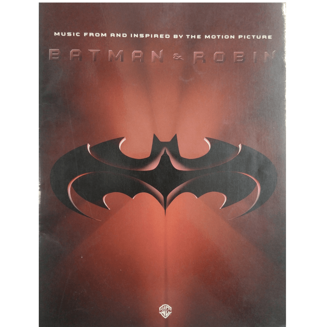 Batman & Robin (Music from and Inspired By the Motion Picture) - PF9725