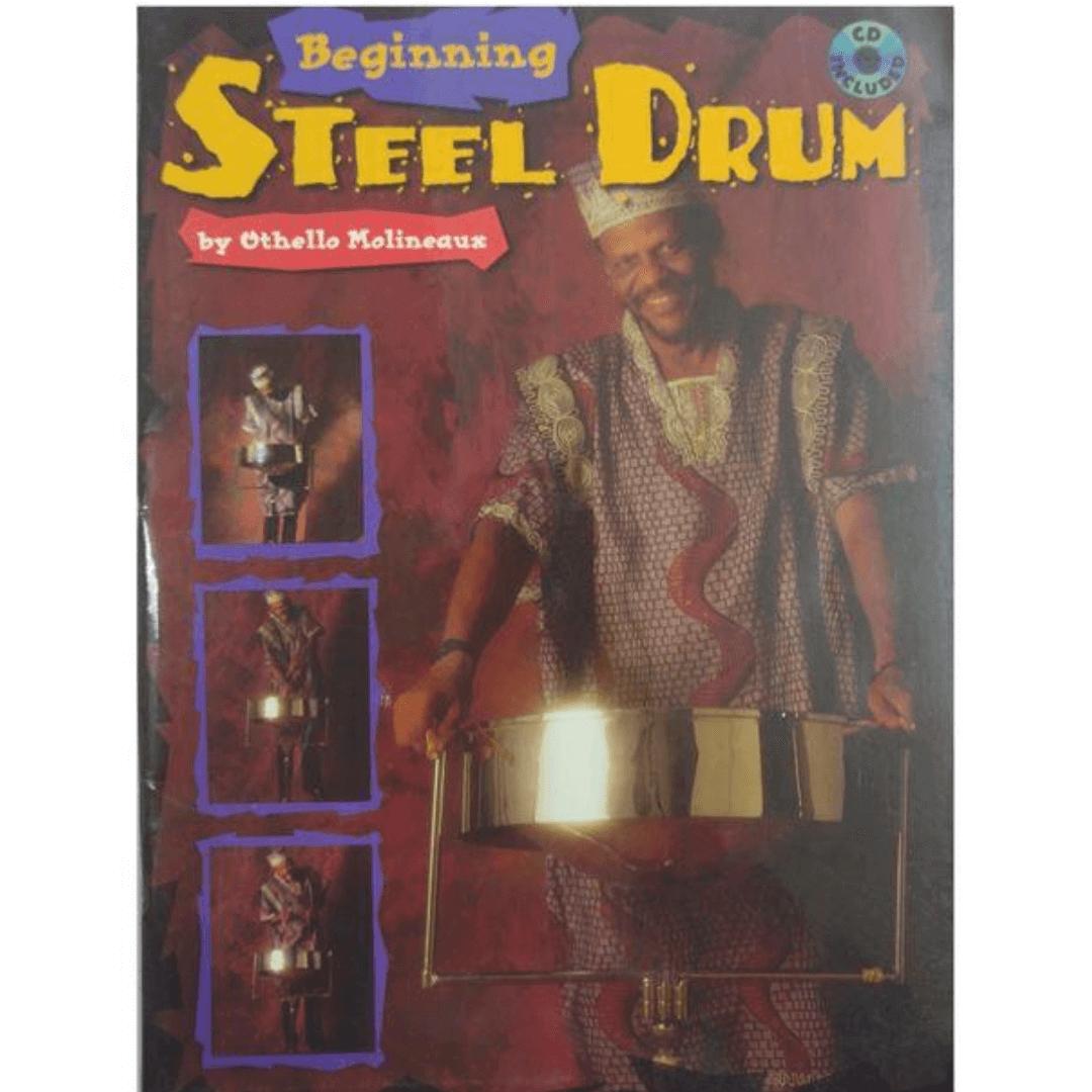 Beginning Steel Drum por Othello Molineaux ( Com CD )