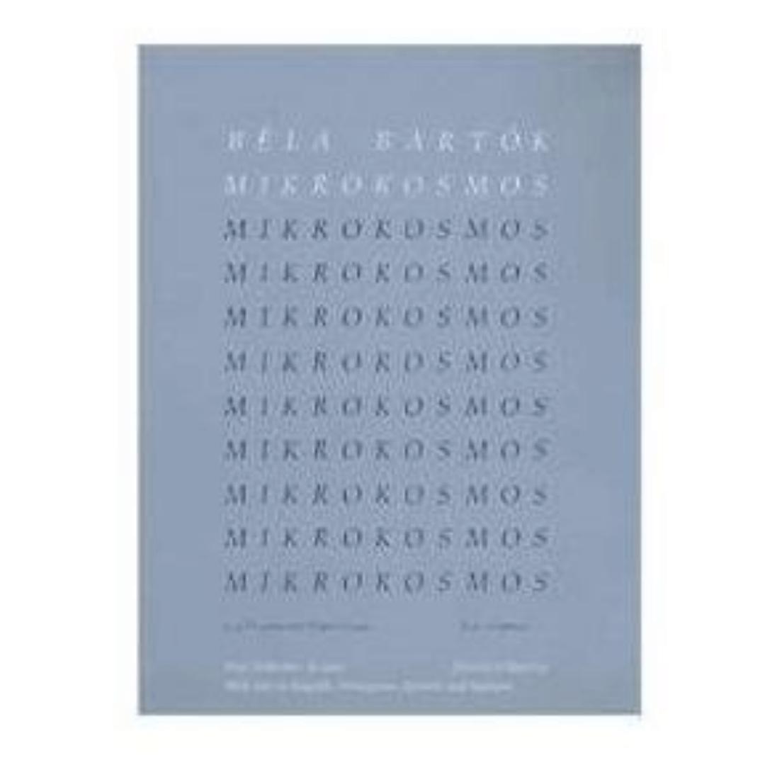 Béla Bartók | Mikrokosmos | Volume 3 |