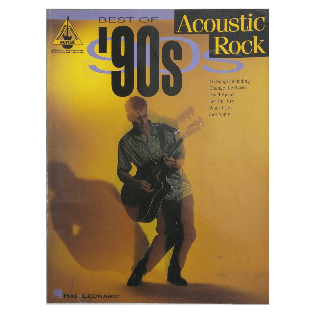 Best of '90s Acoustic Rock (Guitar Recorded Version)