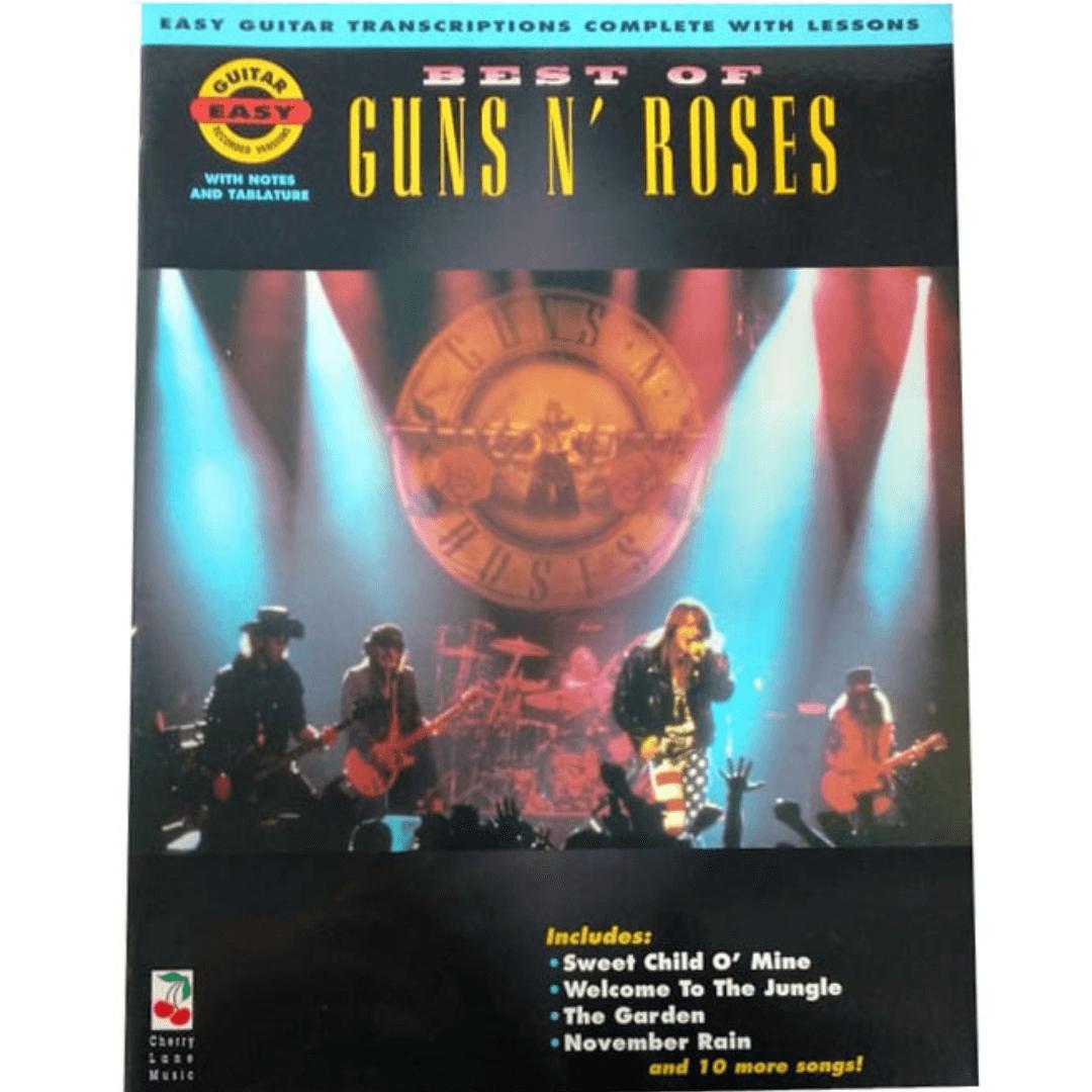 Best Of Guns N' Roses - Easy Guitar - 02506875