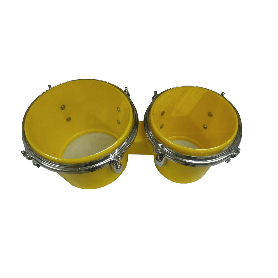 Bongô DRUM XS PVC Amarelo