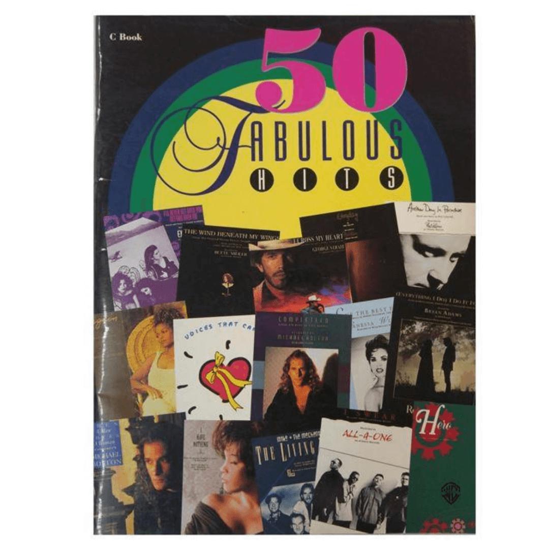 C Book 50 Fabulous Hits IF9510