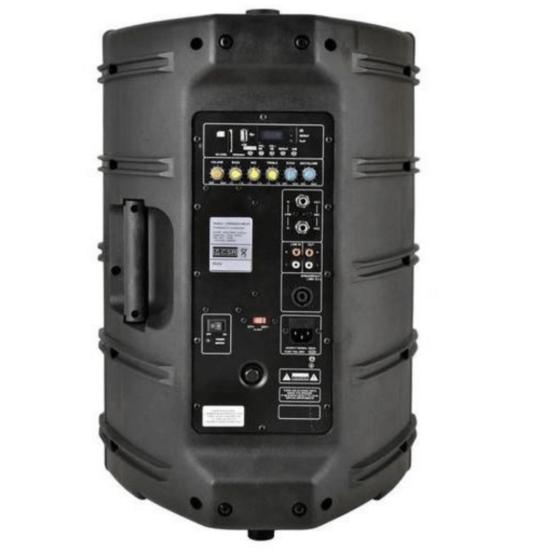 Caixa Acústica CSR 3000A USB-SD Ativa 200W
