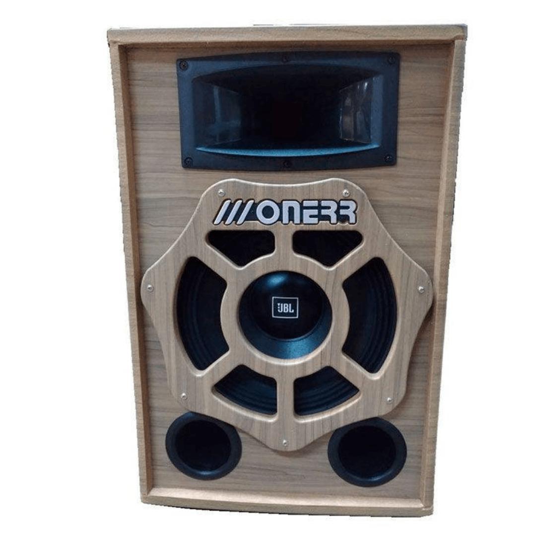 Caixa Ativa Onerr Super 2000 Montana Bluetooth Falante 15 200W - USB, MP3, FM