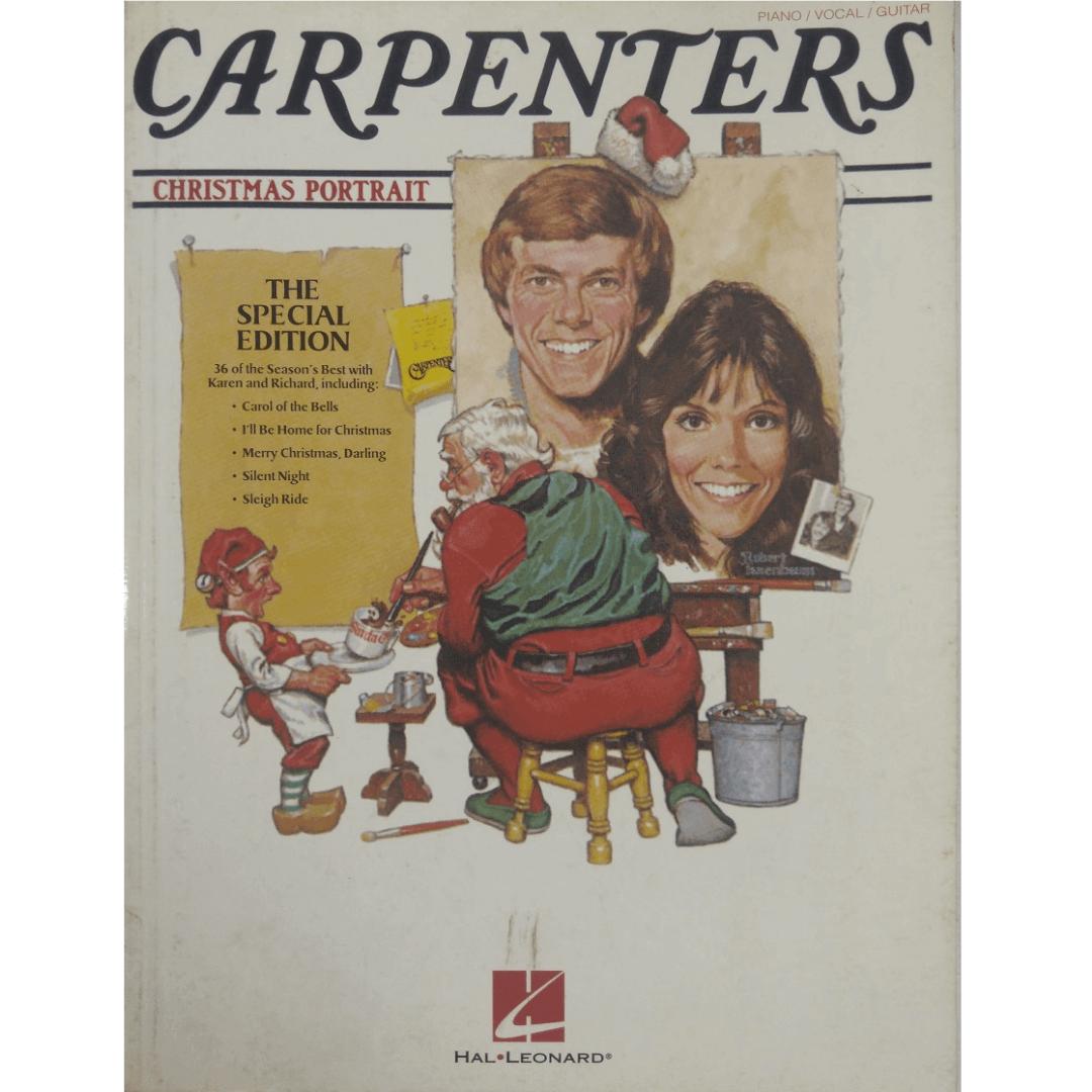 Carpenters - Christmas Portrait Piano/Vocal/guitar HL00306430