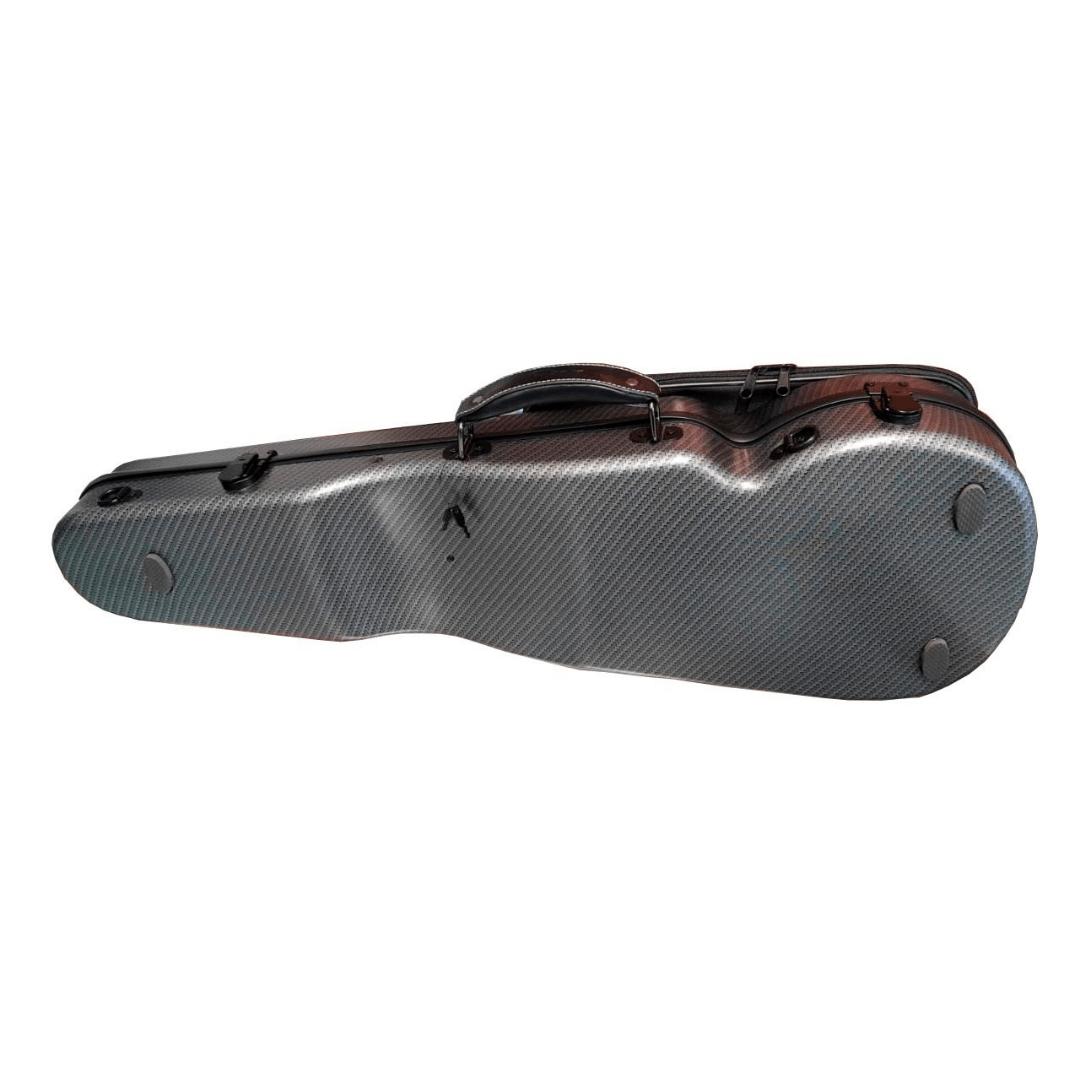 Case de Fibra de Carbono Para Violino Mavis VLS94FC