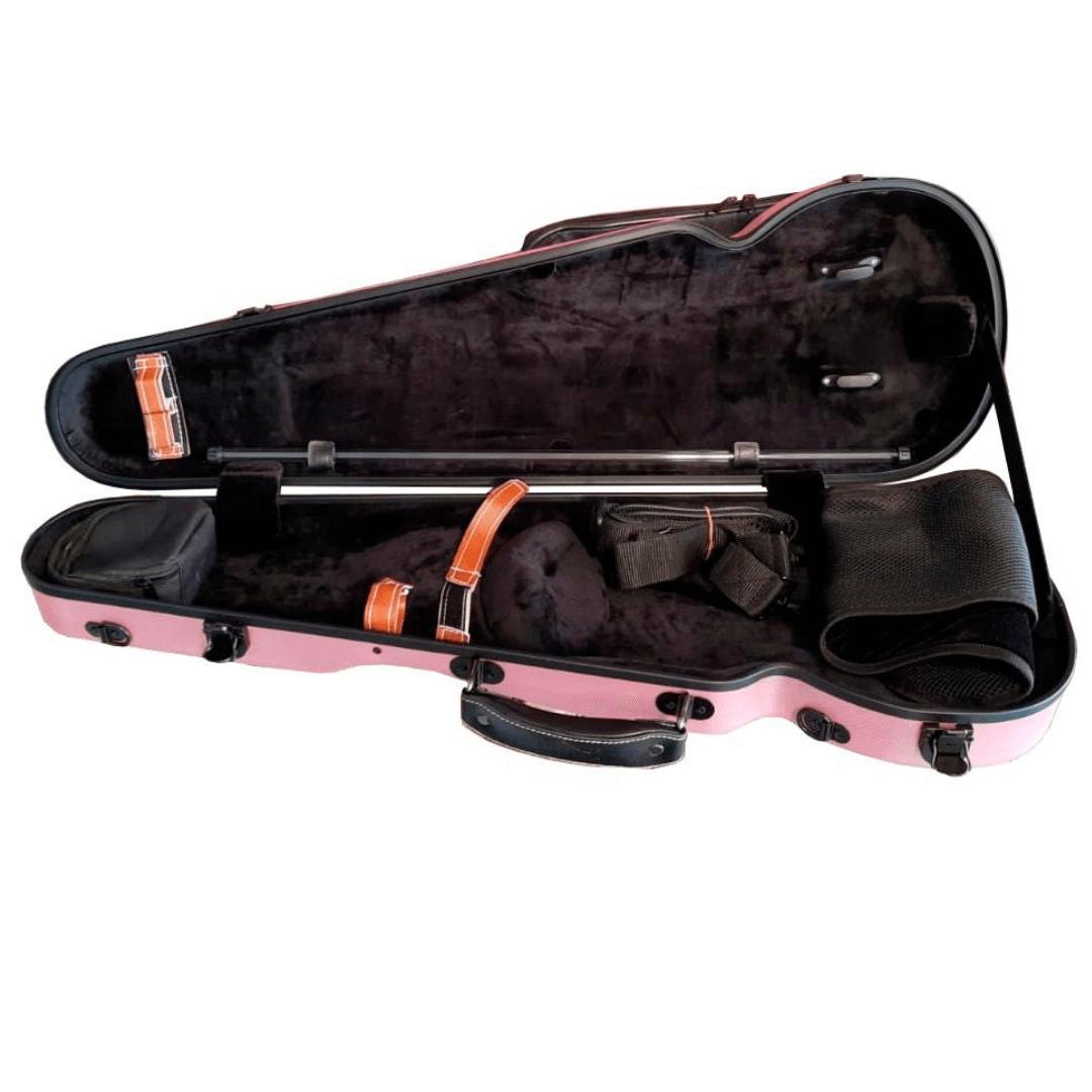 Case de Fibra Para Violino Mavis VLS94FC