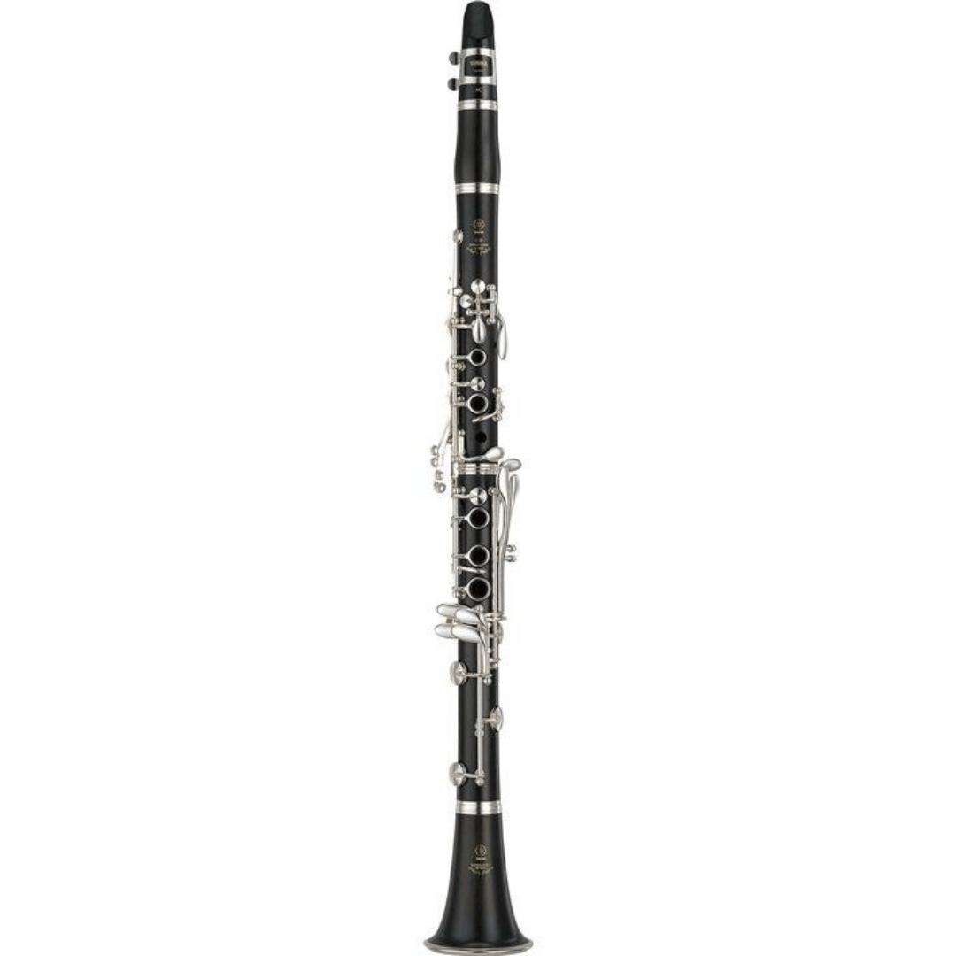Clarinete Yamaha YCL650 Profissional em Si bemol (Bb)