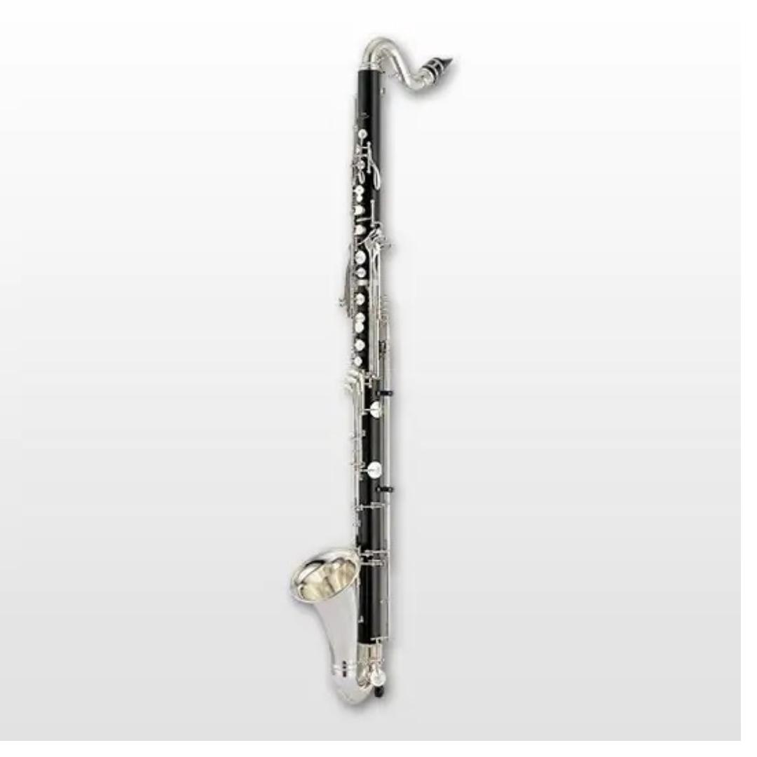 Clarone / Clarinete Baixo da Série Profissional Bb Yamaha YCL622II
