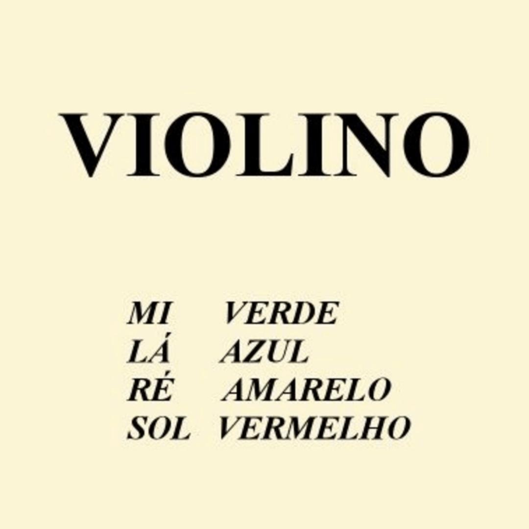 Cordas Avulsas Mauro Calixto para violino